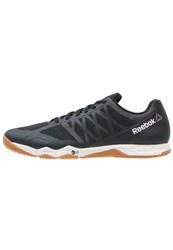 Reebok Crossfit Hiit Tr 1.0 Sports Shoes Black Grey White