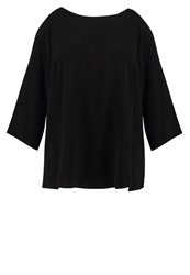 Dorothy Perkins Curve Blouse Black