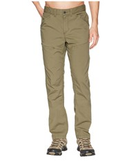 Outdoor Research Wadi Rum Pants 34 Fatigue Casual Pants Green