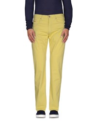 Armata Di Mare Trousers Casual Trousers Men Yellow