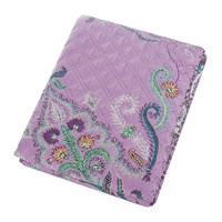 Etro Carrie Quilted Bedspread Fuchsia