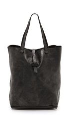 Monserat De Lucca Sixto Buckle Tote Black