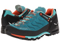 Salewa Mountain Trainer Gtx Venom Tigerlilly Women's Shoes Blue