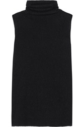 The Row Leona Merino Wool And Cashmere Blend Turtleneck Sweater