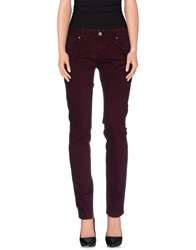 Roy Rogers Roy Roger's Choice Casual Pants Deep Purple