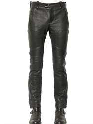 Belstaff Westmore Washed Leather Trousers