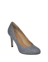 Corso Como Del Patent Leather Pumps Grey