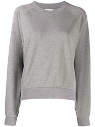 Closed Crew Neck Sweatshirt Grey