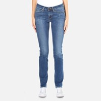 Levi's Women's 712 Slim Straight Fit Jeans Blue Vista