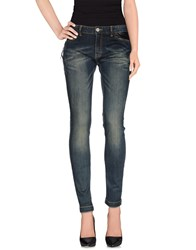 G.Sel Denim Denim Trousers Women Blue