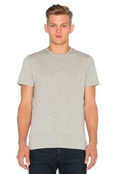 Frame Denim Classic Crew Neck Tee Grey