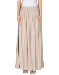 Guardaroba By Aniye By Skirts Long Skirts Women Beige