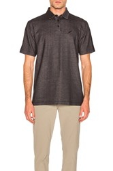 Publish Polo Tee Charcoal