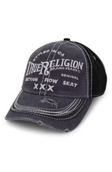 True Religion Men's Brand Jeans 'Triple X' Baseball Cap