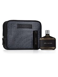 John Varvatos Heritage 2018 Father's Day Three Piece Gift Set With Signature Dopp Kit No Color
