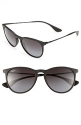 Women's Ray Ban 'Wayfarer' 54Mm Sunglasses Black Grey Gradient