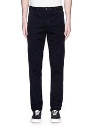 Rag And Bone 'Standard Issue Fit 2' Chinos Black