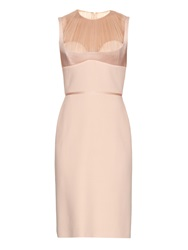 Alexander Mcqueen Harness Pencil Dress
