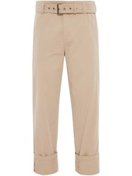 J.W.Anderson Jw Anderson Belted Linen Trousers 60