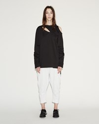 Y 3 Cocoon Pant Crystal White