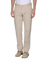 Reporter Casual Pants Ivory