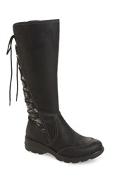 Bionica Epping Waterproof Knee High Boot Black Leather