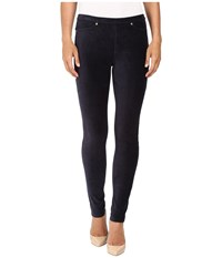 Michael Michael Kors Stretch Corduroy Leggings New Navy Women's Casual Pants