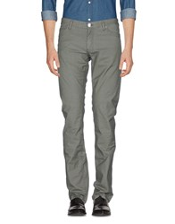 Versace Jeans Casual Pants Dark Green