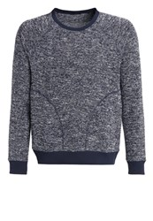 Sisley Jumper Dark Blue
