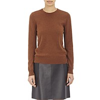 Barneys New York Women's Cashmere Sweater Brown
