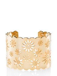 Kate Spade Daisy Fields Perforated Cuff