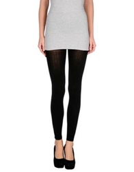 Patrizia Pepe Leggings Black