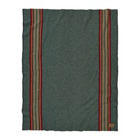 Pendleton Yakima Throw Green Heather Mix