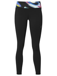 Asics Fuzex 7 8 Running Tights Black