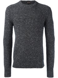 Michael Michael Kors Crew Neck Jumper Grey