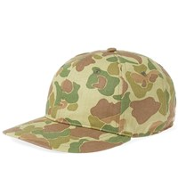 Rag And Bone Dylan Baseball Cap Green