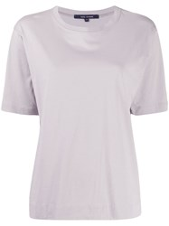 Sofie D'hoore Short Sleeve T Shirt Grey