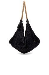 Pilyq Allison Lace Bag Black