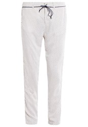 Gaastra Clew Trousers Birds Off White