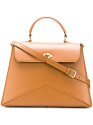 Ballantyne Lex Tote Brown
