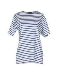 Armor Lux T Shirts Blue