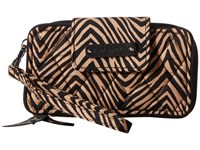 Vera Bradley Smartphone Wristlet For Iphone 6 Zebra Wristlet Handbags Animal Print