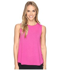 Lucy Dream On Muscle Tank Top Baroque Berry Women's Sleeveless Red