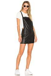Rvca Apologies Skirt Dress Black