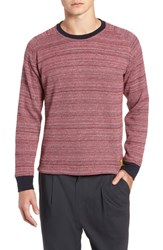 Descendant Of Thieves Inside Out Sweater Red