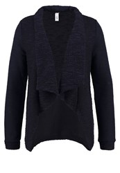 S.Oliver Denim Cardigan Midnight Blue Dark Blue