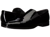 Gordon Rush Elliot Black Patent Slip On Dress Shoes