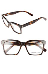 Derek Lam Women's 51Mm Glasses Havana Tortoise