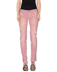 Met In Jeans Denim Denim Trousers Women Pastel Pink