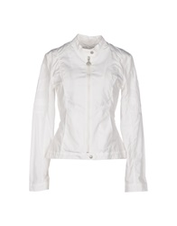 Yes Zee By Essenza Jackets White